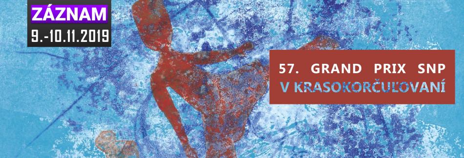 ZÁZNAM 57.GP SNP