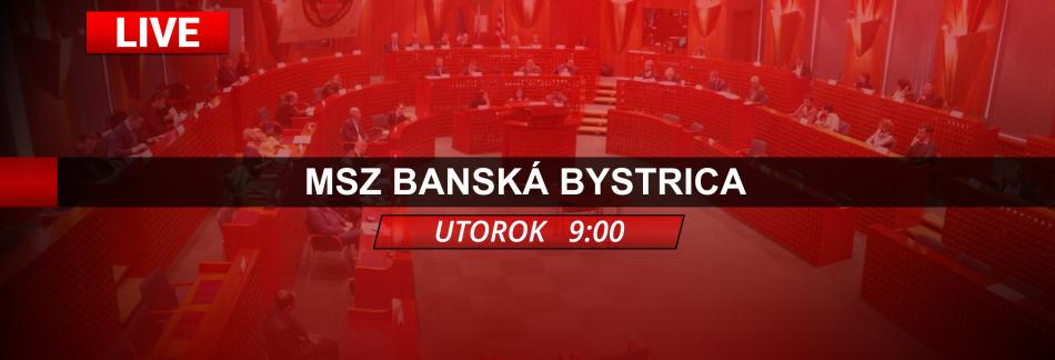LIVE MSZ BB UTOROK 9-00