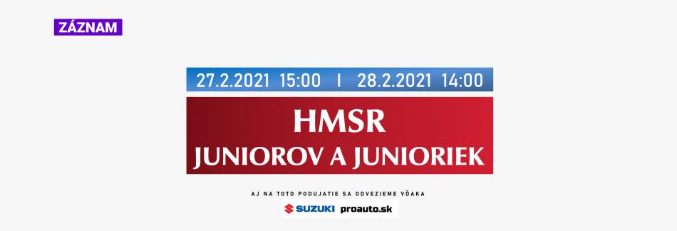 HMSR JUN 2021 ZÁZNAM