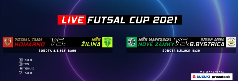 FUTSAL CUP 8.5.2021
